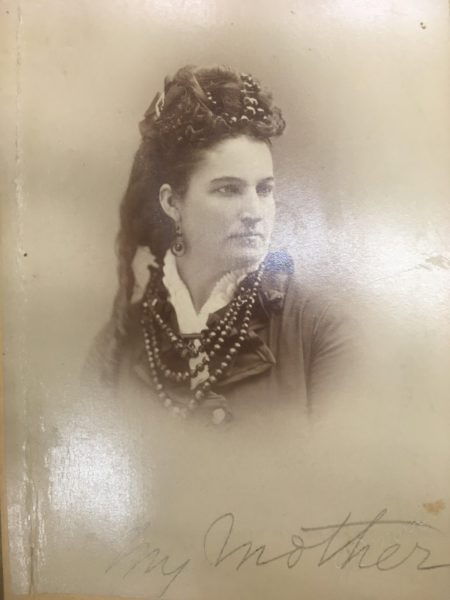Anastasia Patten, Library of Congress Corbin papers. Date unknown.